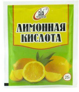 Как очистить чайник от накипи лимонной кислотой