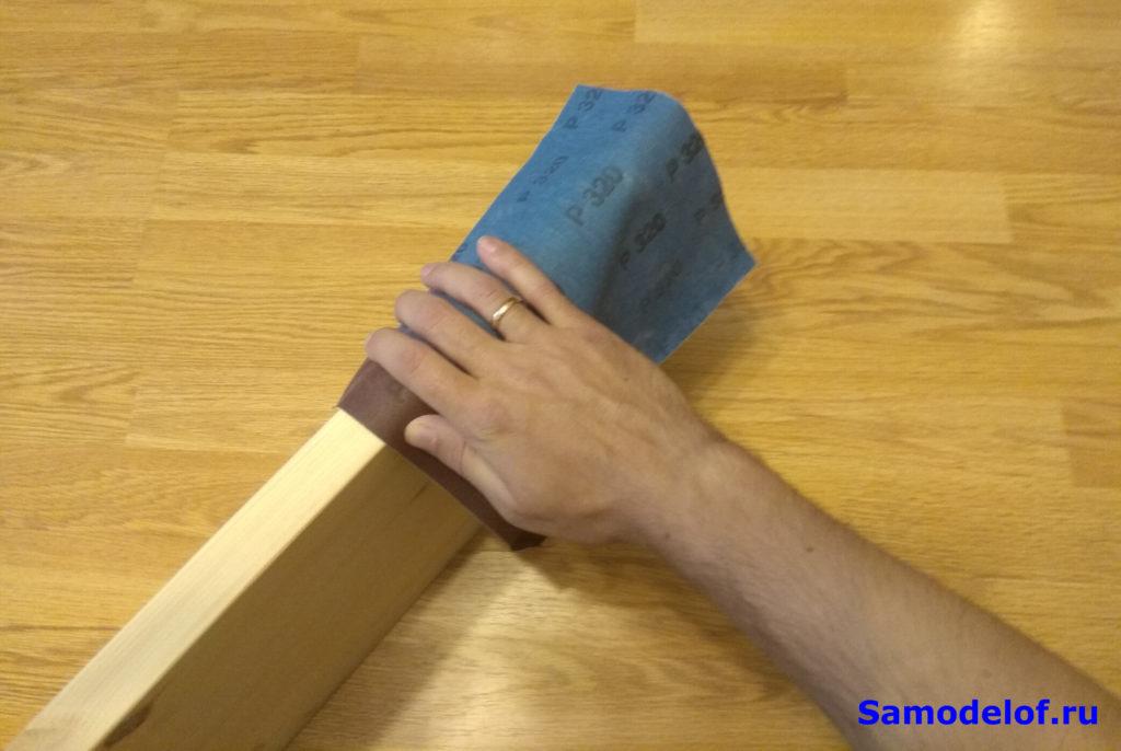 Портал для камина своими руками